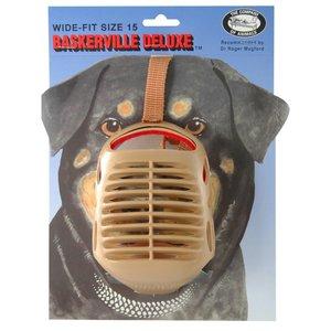 BASKERVIILLE MUZZLE CLASSIC SIZE 15 - Rottweiler