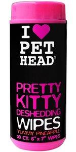 PET HEAD PRETTY KITTY WIPES