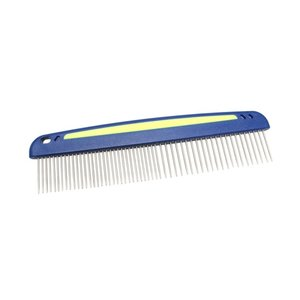 STRAIGHT BACK FINE-MEDIUM COMB