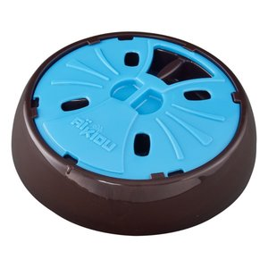 Aikiou Junior interactive bowl brown/blue