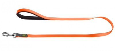 Fuhrleine Convenience, 15/120   neonorange, Kunststoffmaterial     1