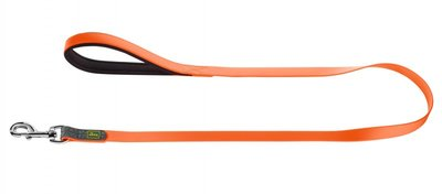 Fuhrleine Convenience, 20/120   neonorange, Kunststoffmaterial     1