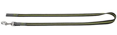 Fuhrleine Visby Super Grip 20/120   gelb, reflektierend, schwimmfähig     1