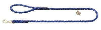 Fuhrleine List, 12/140   dunkelblau, Tau     1