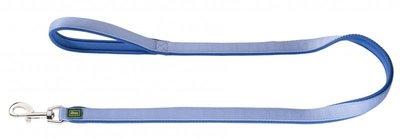 Hunter Führleine Neopren, 15/110 blau, Nylon, Neopren  1