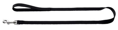 Fuhrleine Ecco Sport 20/100   Nylon schwarz      1