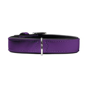 HB Softie 55/M-L   Kunstleder, violett/schwarz     1