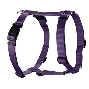 Hunter Geschirr Vario Rapid, S/15 violett, Nylon  1
