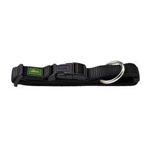 Halsung VP extra breit 35-53/M-L   Nylon, schwarz     1