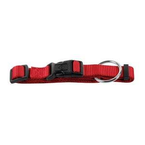 Halsung Ecco Sport VP 35-53/M-L   Nylon, rot mit Zugentlastung     1