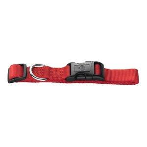 Halsung Ecco Sport VB 22-35/S   Nylon, rot ohne Zugentlastung     1